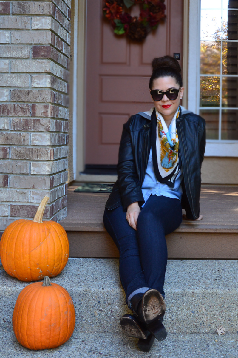 Zappos Fall Fashion via. Birdie Shoots