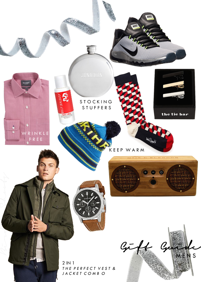 MENS GIFT GUIDE VIA. birdie Shoots
