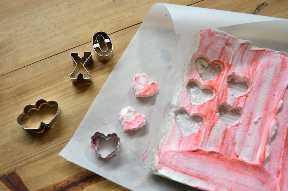 At home heart Marshmallows via. Birdie Shoots