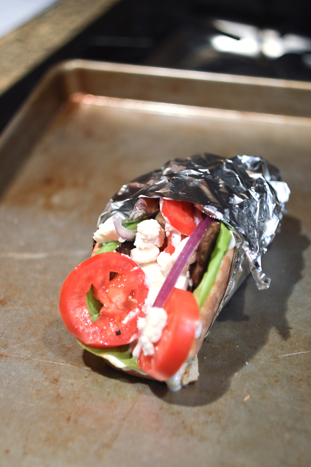 Gyro Meat Recipe via. Birdie Shoots