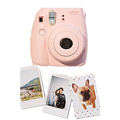 Fijifilm Instant Camera via. Birdie Shoots