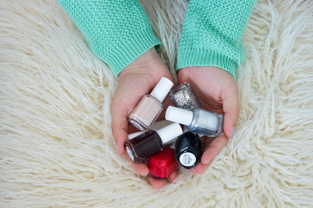 Your Guide to the Perfect Mani via. Birdie Shoots