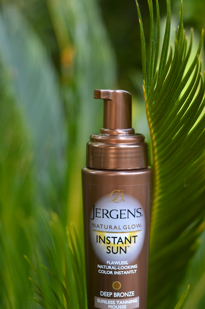 A sunless Staycation with Jergens via. Birdie Shoots