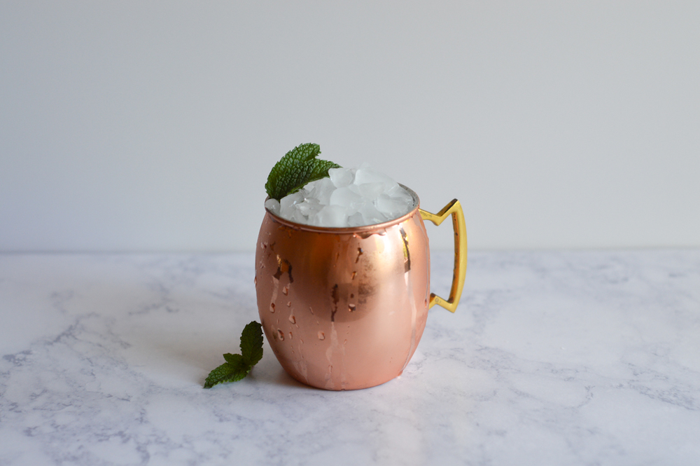 White Rum Mint Julep | Birdie Shoots Blog