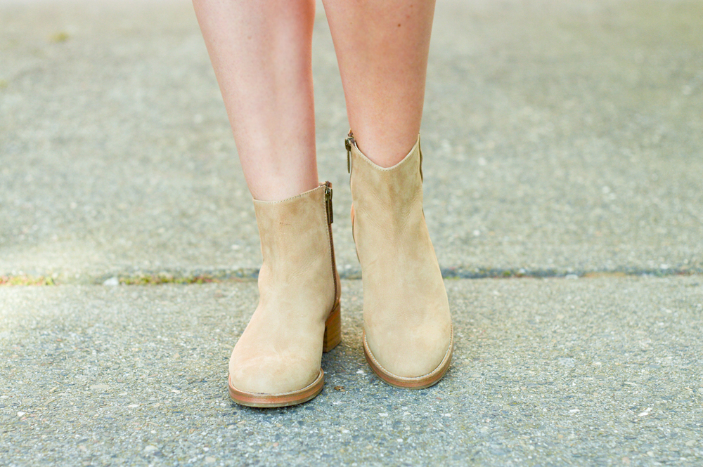 Spring Ankle Boots via. Birdie Shoots