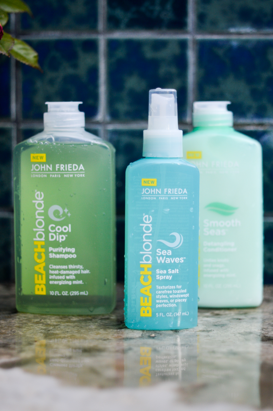 Summer Waves with John Frieda via. Birdie Shoots