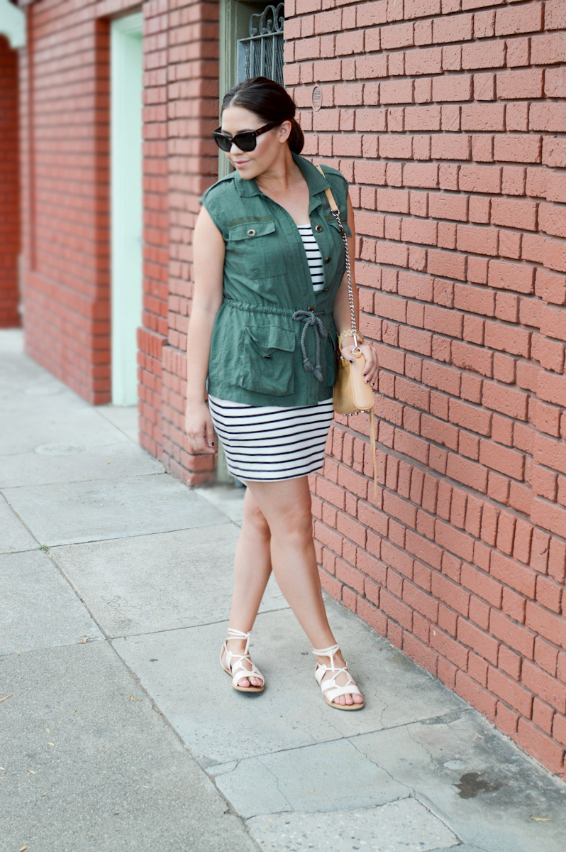 Stripes & Solids via. Birdie Shoots