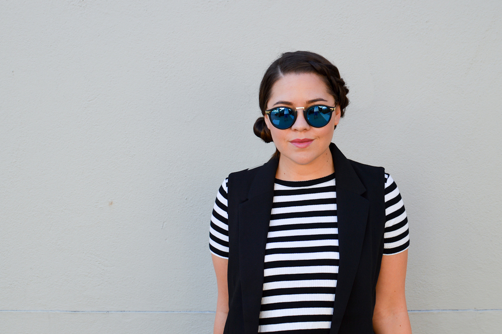 Summer Stripes via. Birdie Shoots