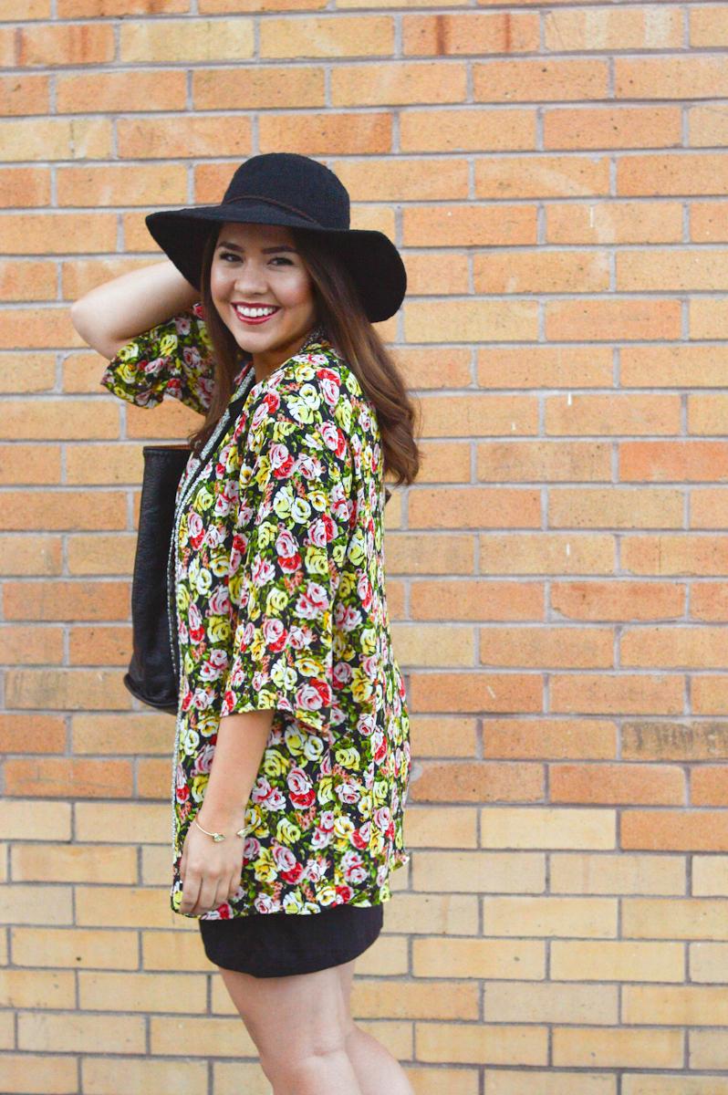 Casual Friday, Kimono Style via. Birdie Shoots