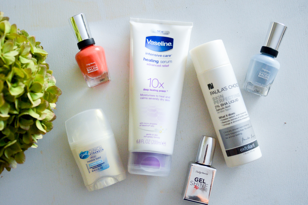 REDBOOK Beauty Box Review via. Birdie Shoots