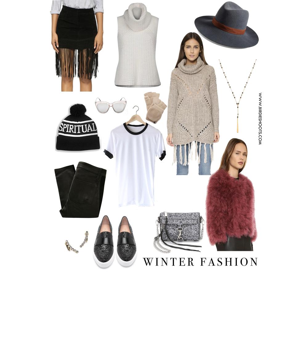 Winter Fashion 2015 Must Have via. www.birdieshoots.com