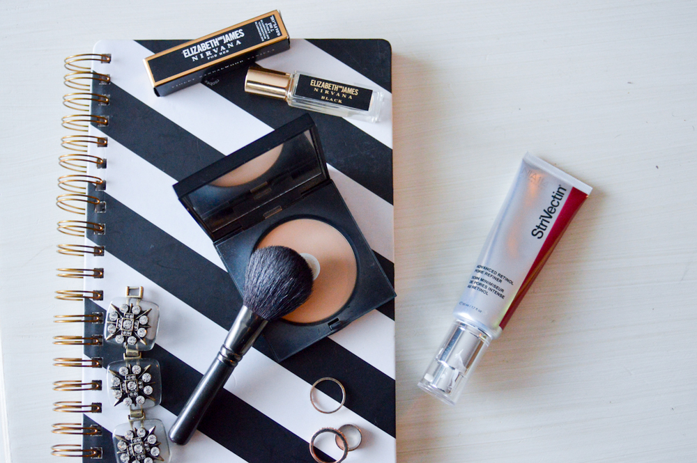 October Beauty Favorites via. www.Birdieshoots.com