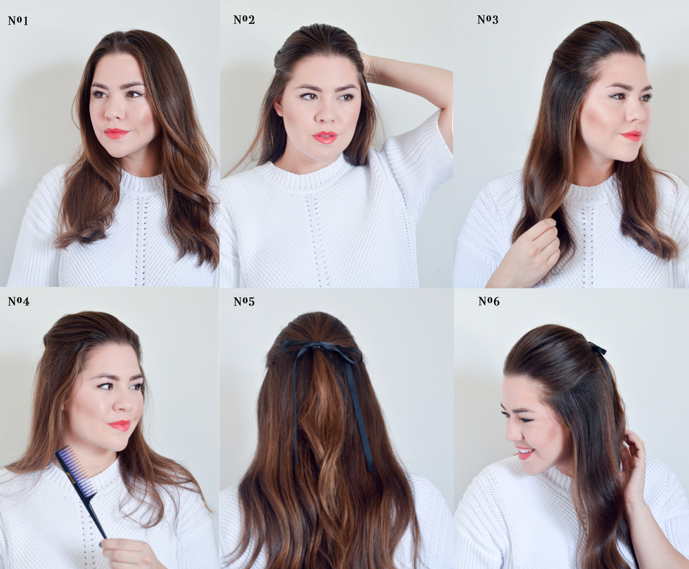 Bardot Style Bow Tutorial via. Birdie Shoots
