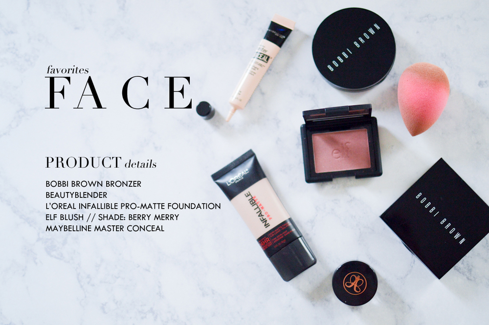 Best of Beauty 2015, Face products via. www.birdieshoots.com
