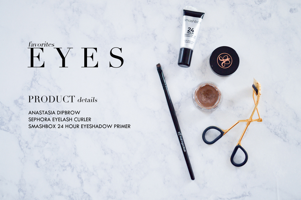 Best of Beauty 2015, Eye Products via. www.birdieshoots.com