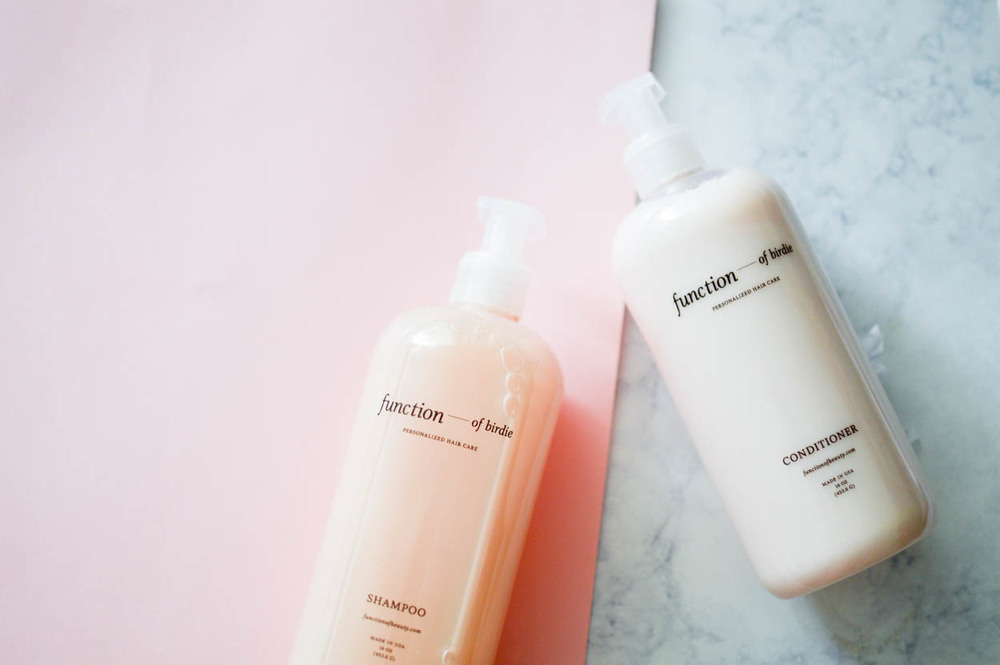 Function Shampoo & Conditioner Review via. www.birdieshoots,com