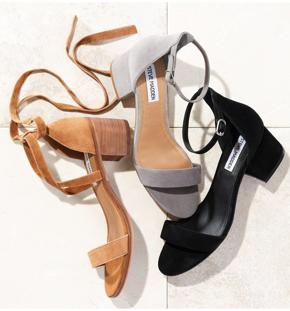 4 Sandal and Pedicure Polish Pairings to Try Now via. www.birdieshoots.com
