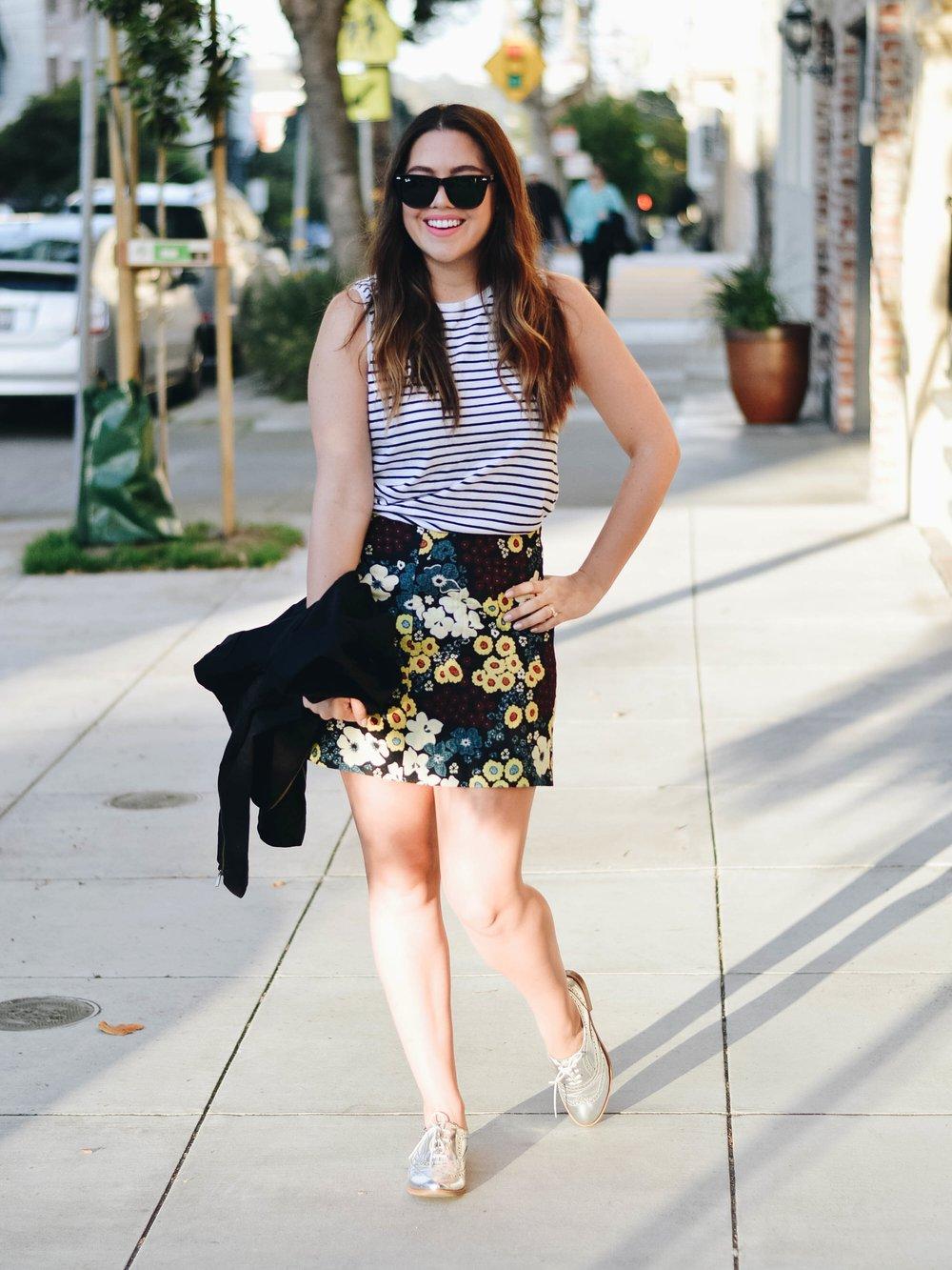 4 New Shoe Styles to Strut into Summer via. www.birdieshoots.com