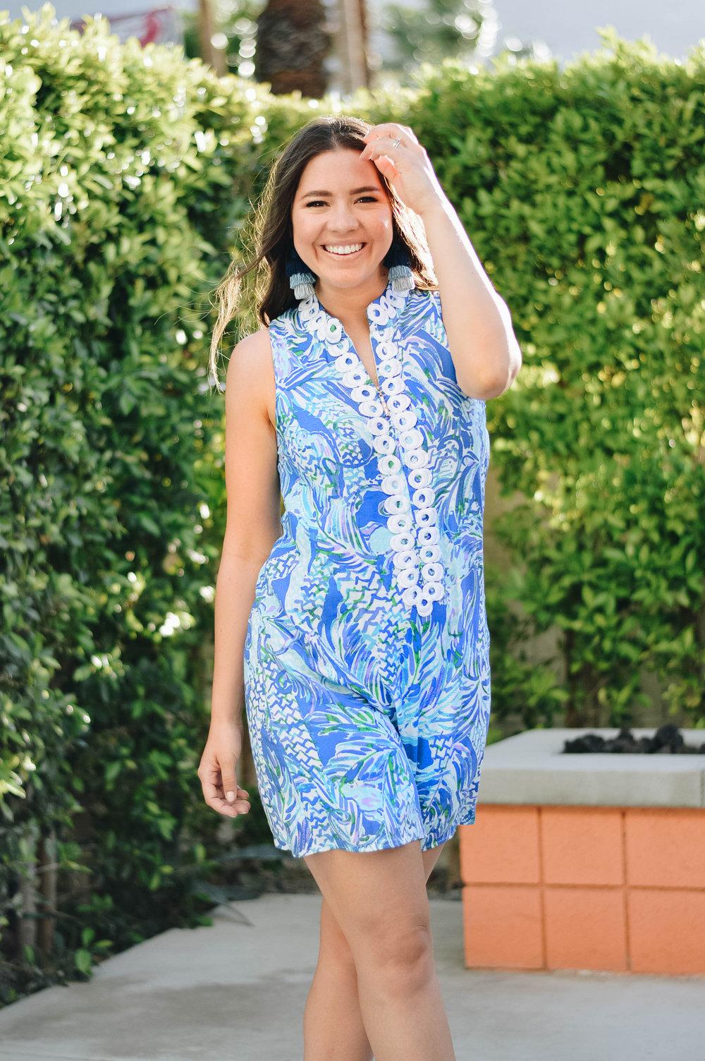 5 Floral Dresses to Shop Now via. www.birdieshoots.com