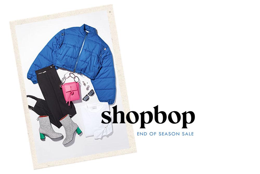 SHOPBOP Fall Sale, Your Shopping Checklist VIA. www.birdieshoots.com