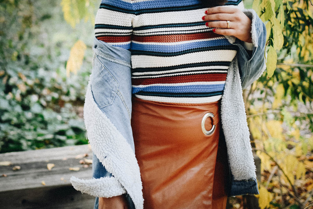 The Season of Stripes via. Birdie Shoots