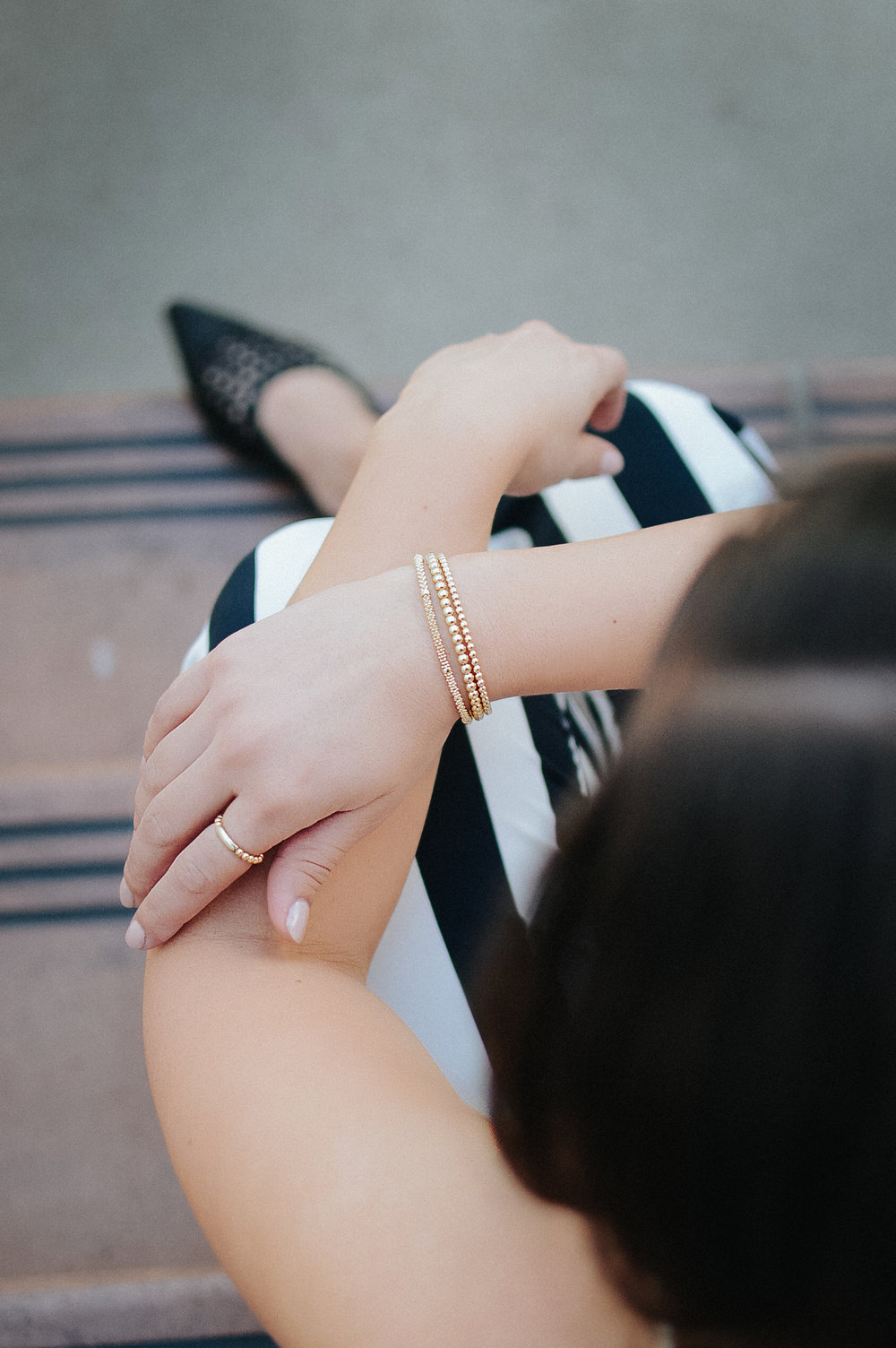 LAGOS Jewelry that will seamlessly take you from day to night via. Birdie Shoots