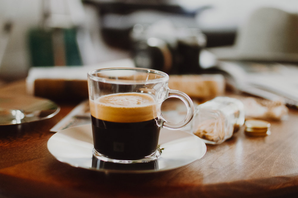 Did you know Crema should be folded into coffee prior to being enjoyed? It ensures all flavors and aromas are fully expressed!