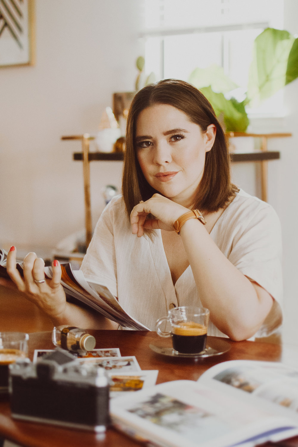 How to Make the Most Out of Your Creative Sessions with Nespresso via. Birdie Shoots