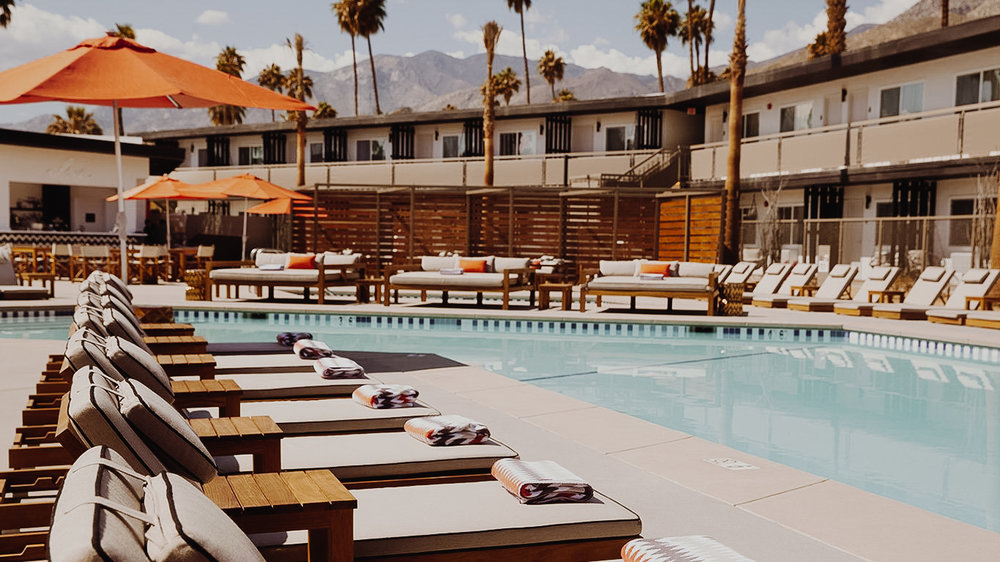 Palm Springs Photo Diary & Travel Guide via. Birdie Shoots