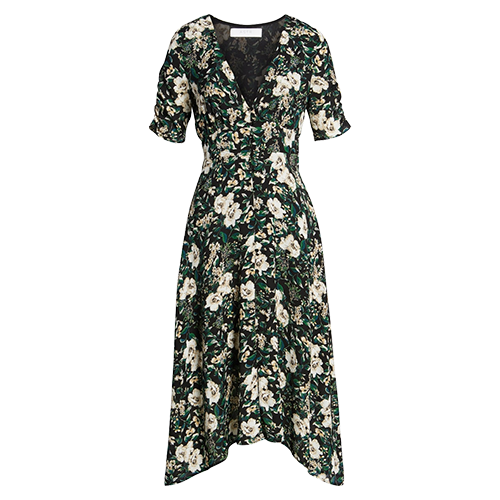 ASTR THE LABEL Button Front Midi Dress.png