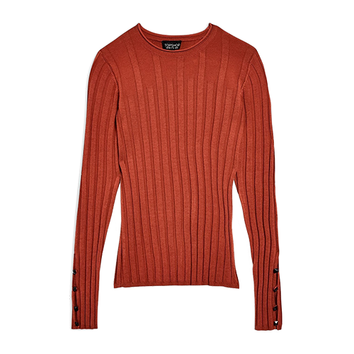 Popper Crew Sweater TOPSHOP.png