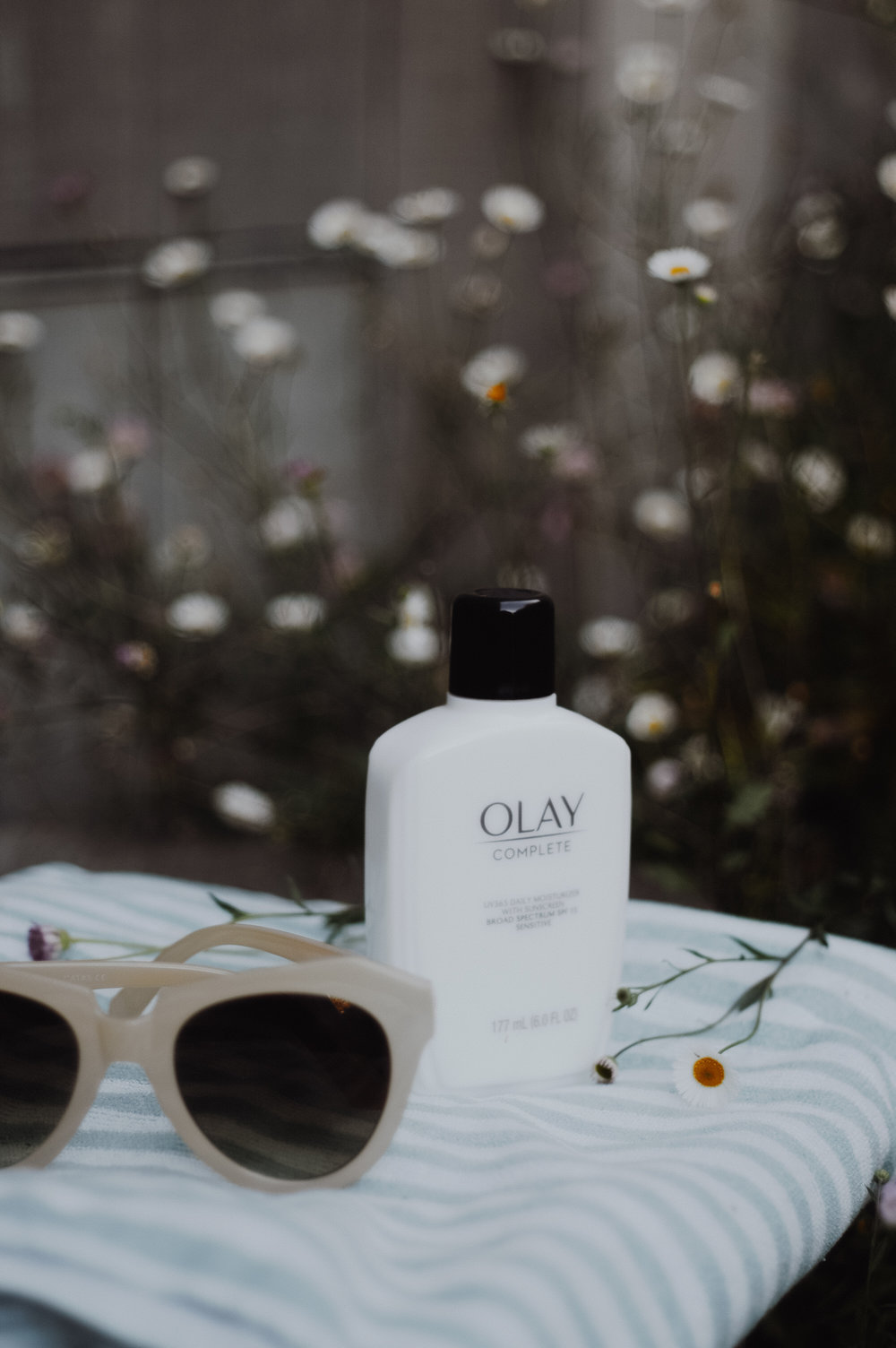 Olay SPF moisturizer blogger review