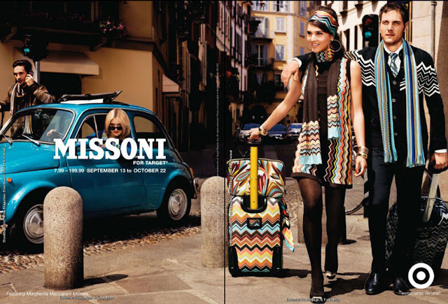 Missoni For Target Collection via. Birdie Shoots