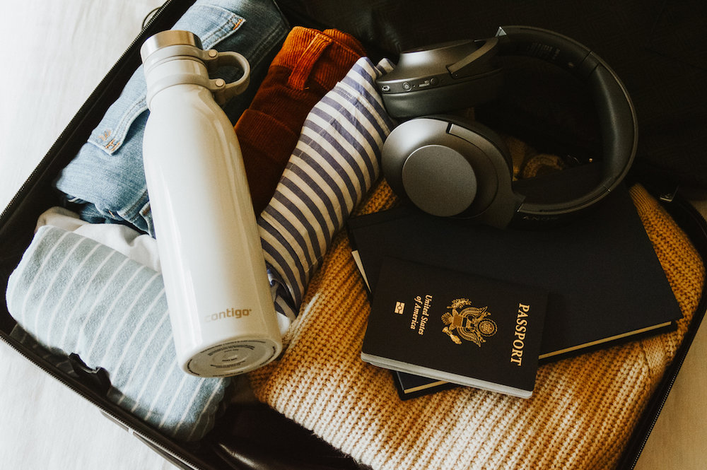 How to Pack for a 48-hour Getaway with Contigo™Couture