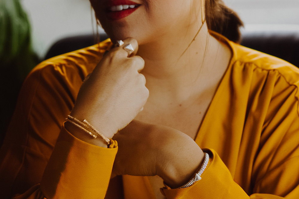 How to Style Fine Jewelry