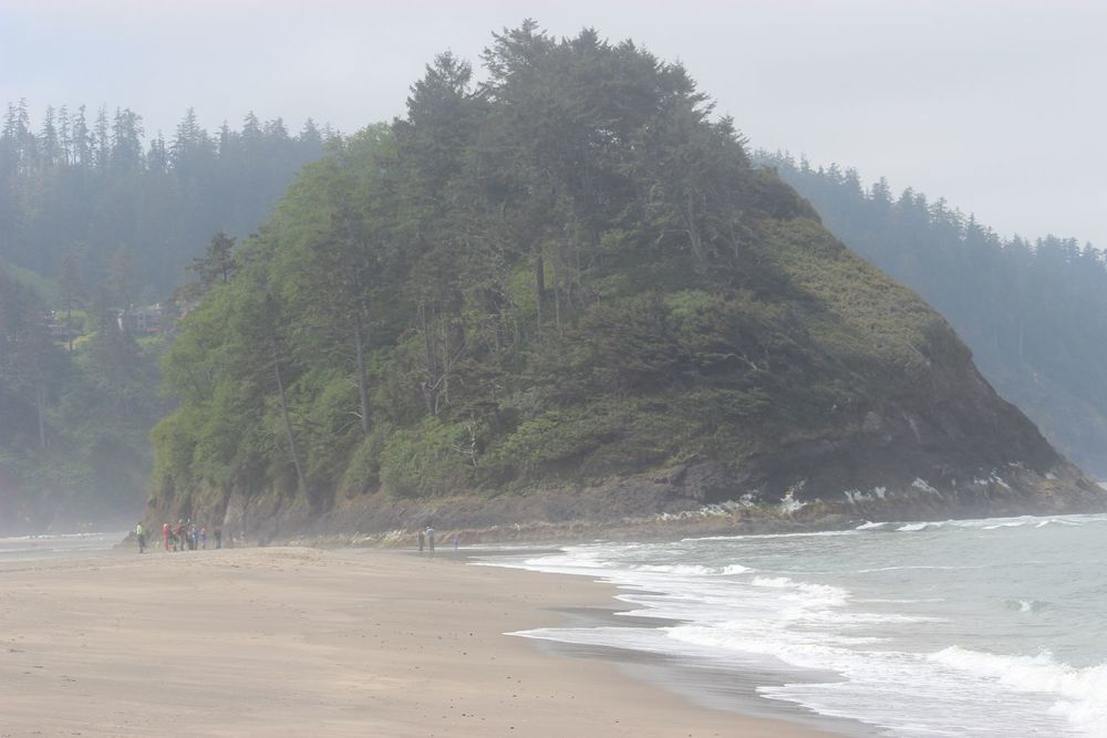 Stack scenery on the Oregon Coast.