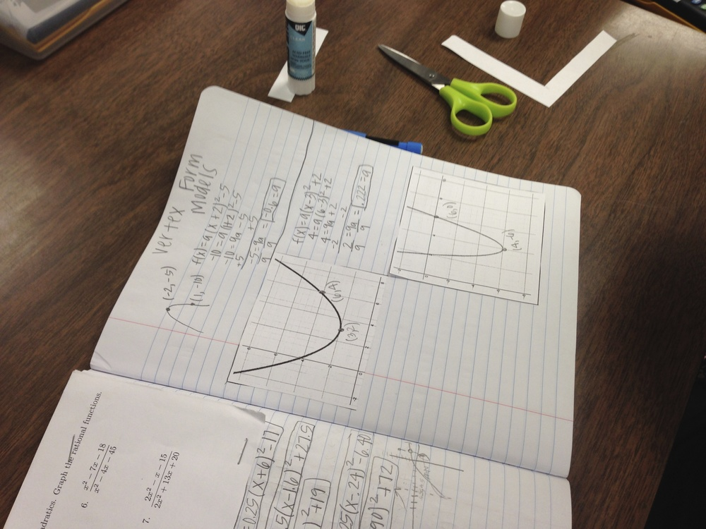 Day 29 - Determining the equation of random graphs to help with a modeling activity I have planned.