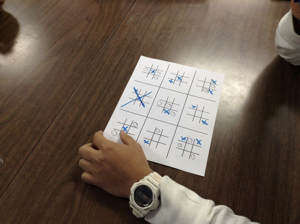 Day 64 - Ultimate Tic Tac Toe
