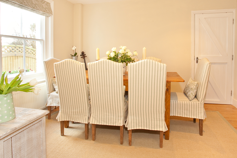 Dining Chairs made to measure for small dining table