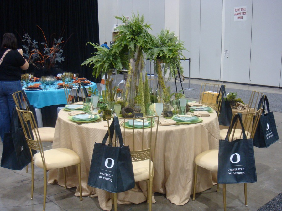 Entry at Catersource Table Setting Competition