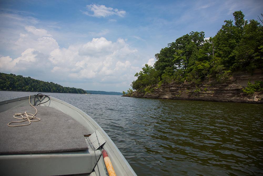Fishing The Cumberland River And Green River Lake  Oar To Oar