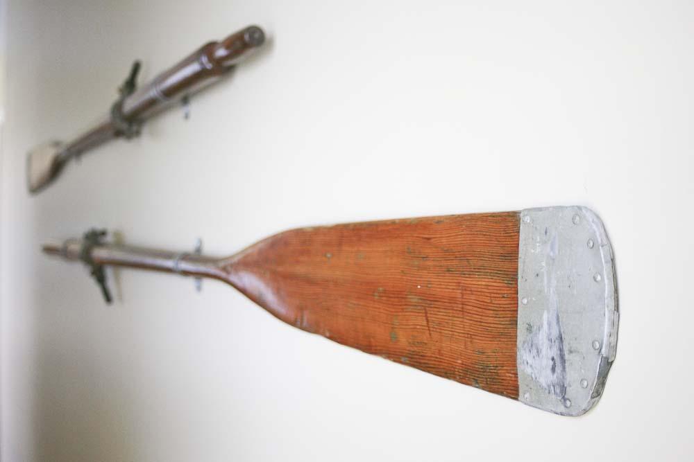 oar to oar