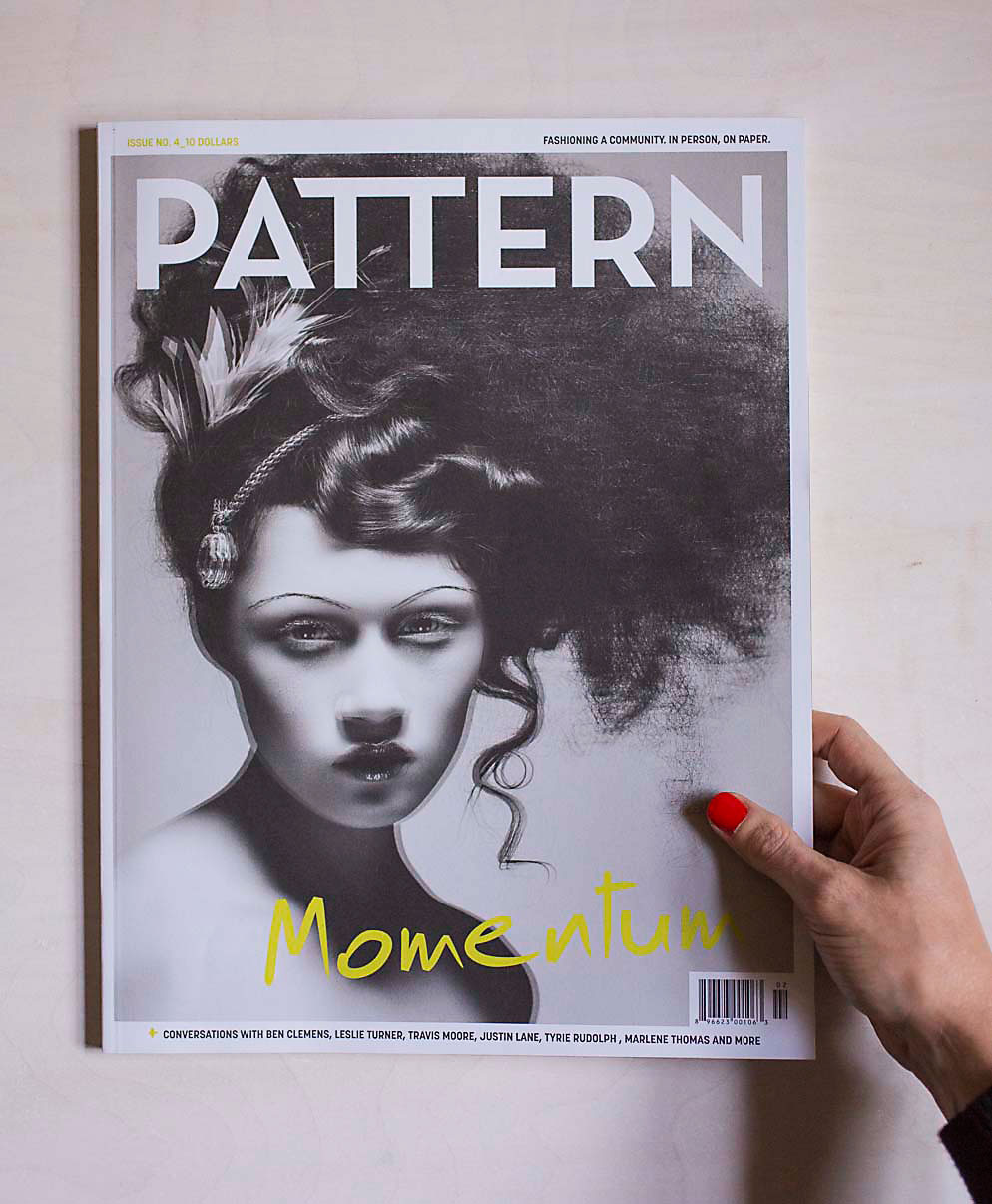 Pattern Issue 4 cover