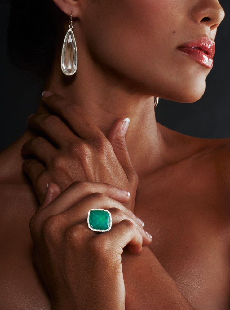Jewelry photo Eric Lubrick