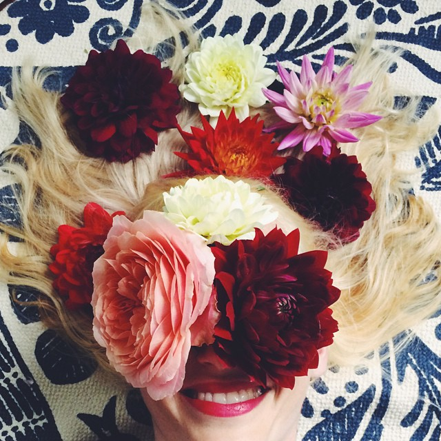 Anna Korkobcova Flower Face 1.jpg