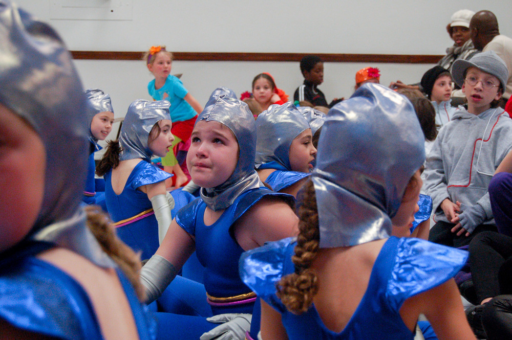 Brooklyn Public Library Dance Show
