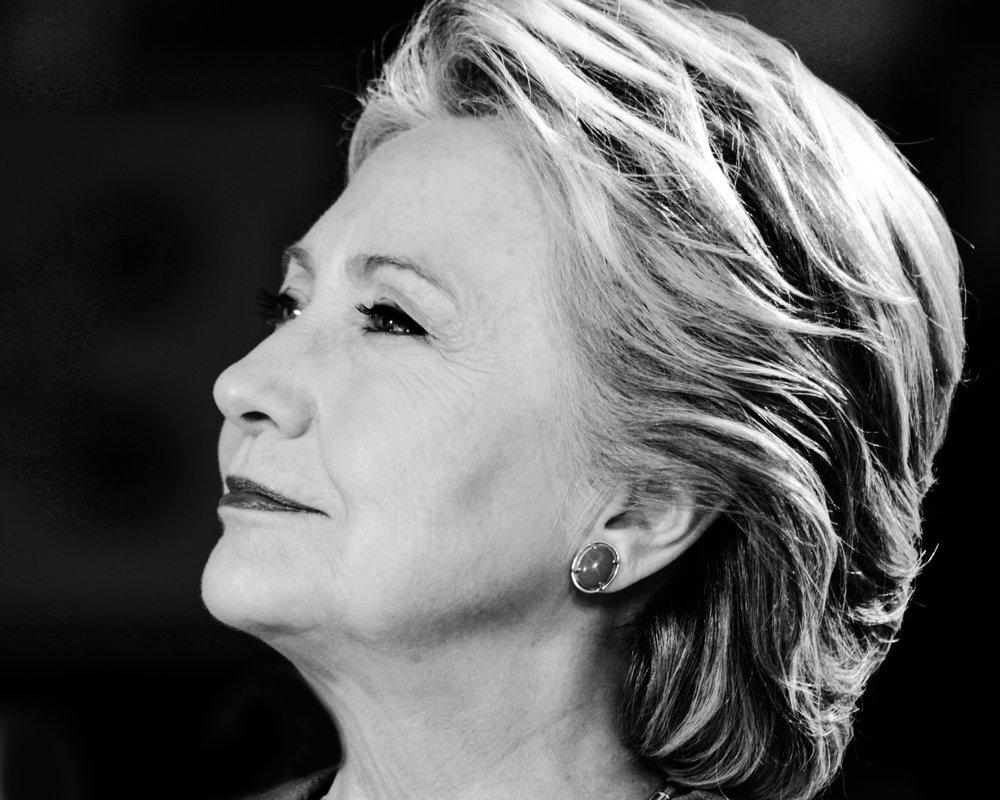 Hillary Clinton Portrait 16