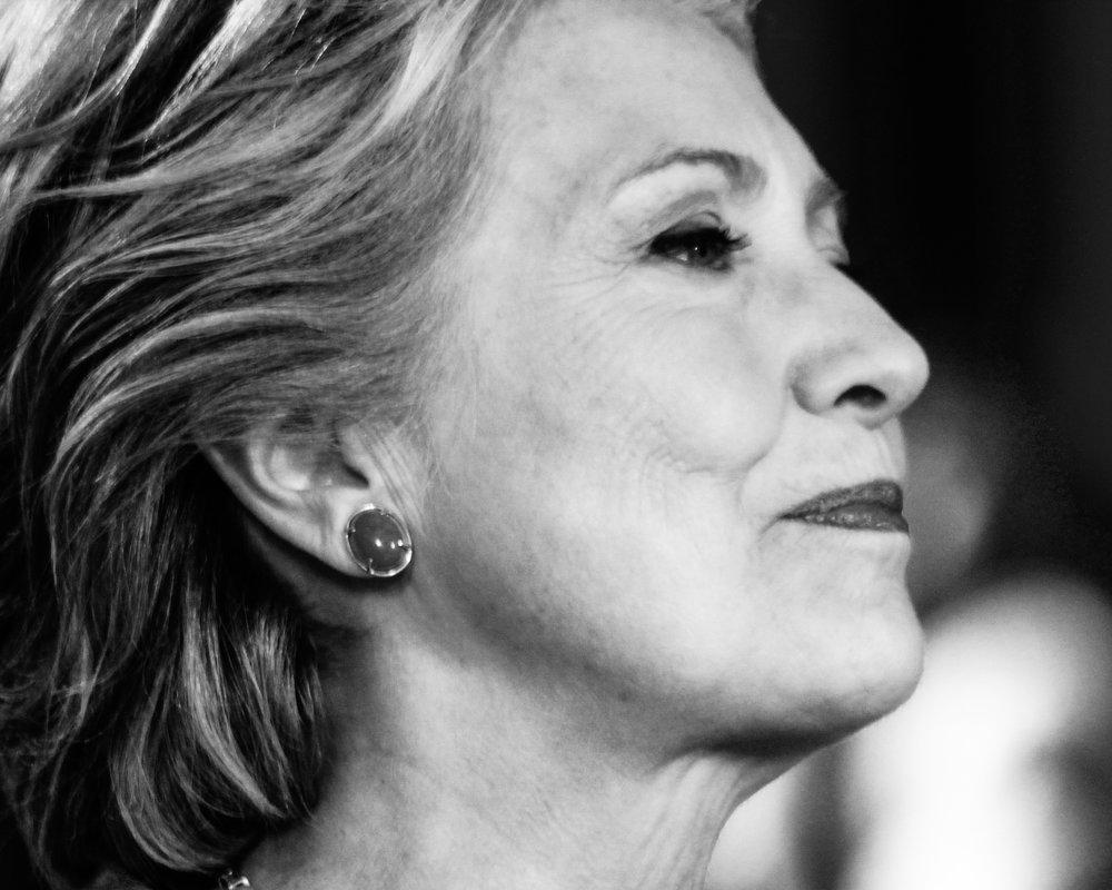 Hillary Clinton Portrait 18