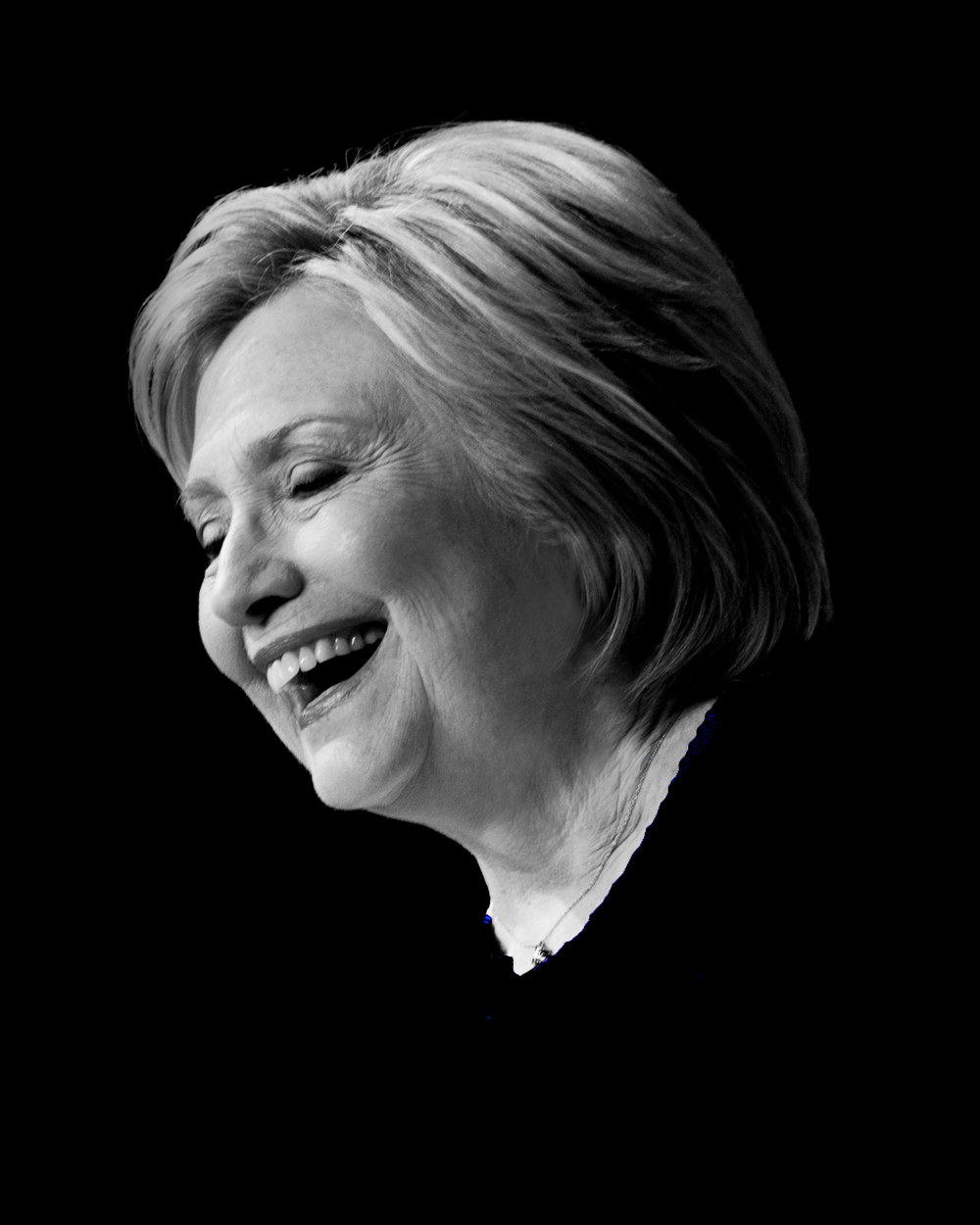 Hillary Clinton Portrait 23