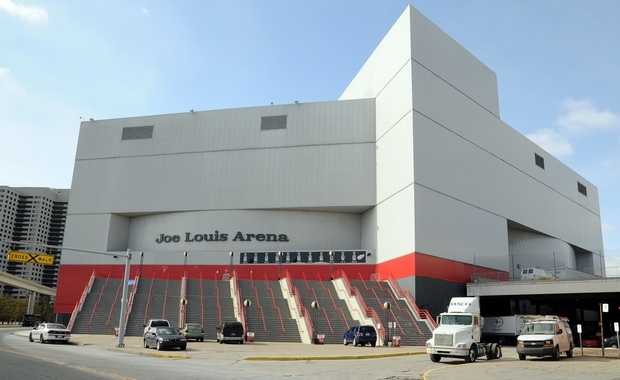 Joe Louis Arena_photo by Nathan Skid via Crains Detroit Business